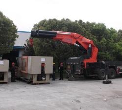 淄博卸车作业